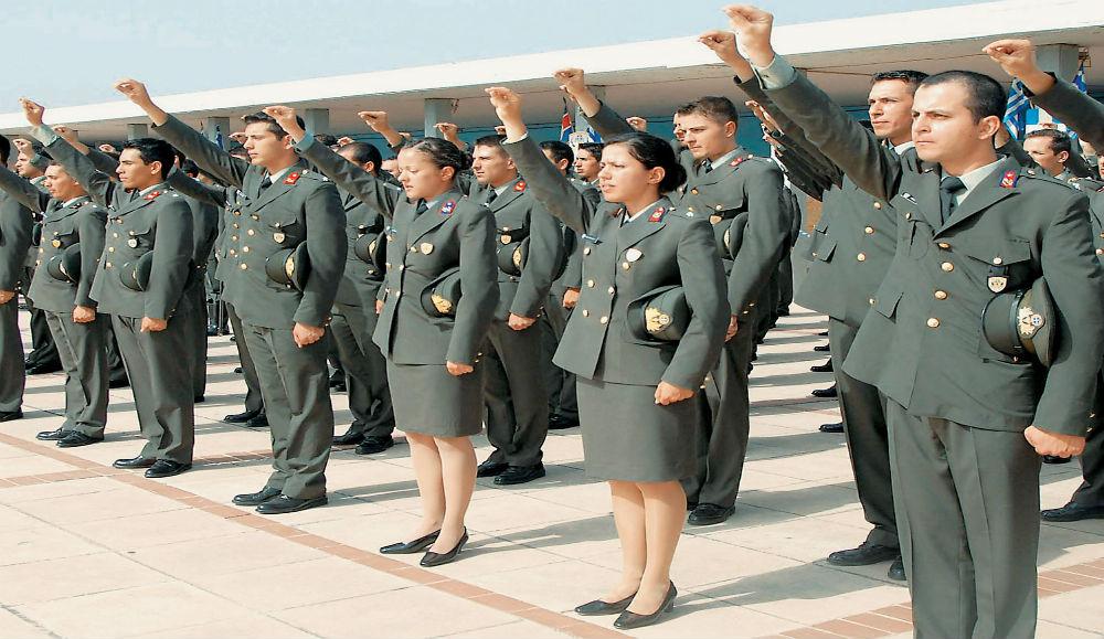 Η προκήρυξη για τις στρατιωτικές
