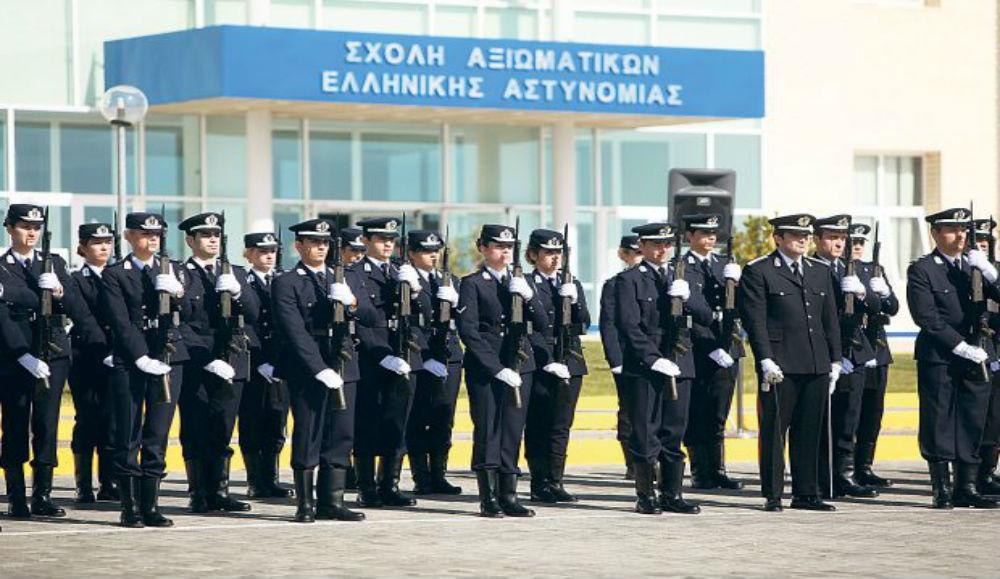 Η προκήρυξη για τους υποψηφίους για τις Αστυνομικές Σχολές
